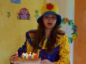 Animatori copii aniversare clown Timisoara